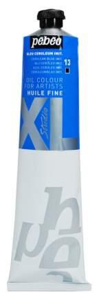Масляная краска Pebeo XL церулеум синий 200013 200 мл