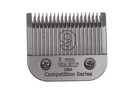 Сменный нож Wahl 1247 для машинок для стрижки животных Wahl 1247, Moser 1245, 2 мм