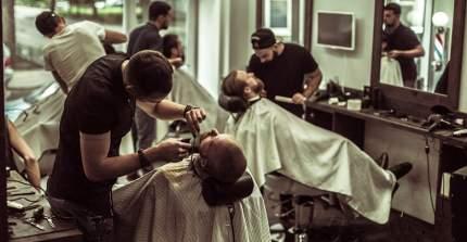 """Сертификат Мужская стрижка + стрижка бороды в """"Барбершоп Франт"""" + FurPur"""