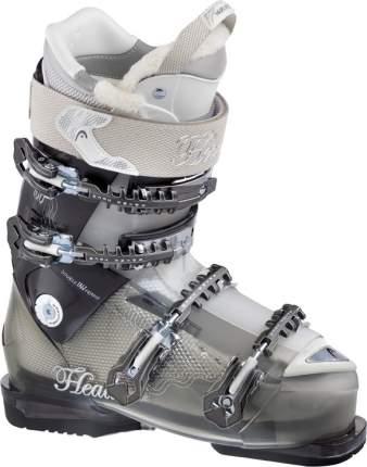 Горнолыжные ботинки HEAD Vector 100 Mya HF 2013, бежевые/черные, 25.5
