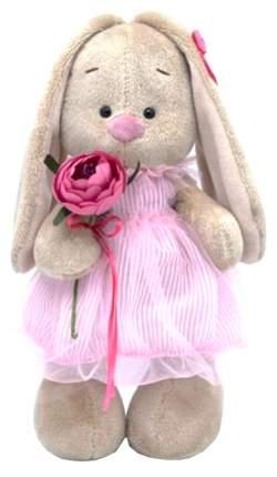Мягкая игрушка BUDI BASA Зайка Ми в платье-баллон, 25 см