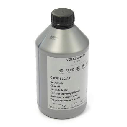 Трансмиссионное масло VAG G 055512A2