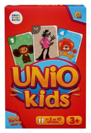 Настольная игра. УНИОКИДС (UNIO kids) Союзмультфильм