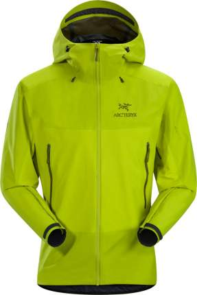 Куртка Arcteryx Beta SL Hybrid, lampyre, XL INT