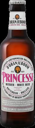 Пиво D'Oranjeboom Princesse Witbier 0.33 л стекло
