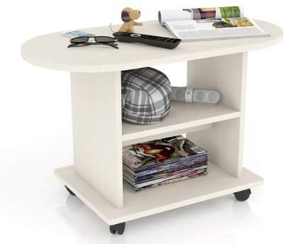 Журнальный столик Мебельный Двор МД-СЖ-1 82х42х52 см, дуб