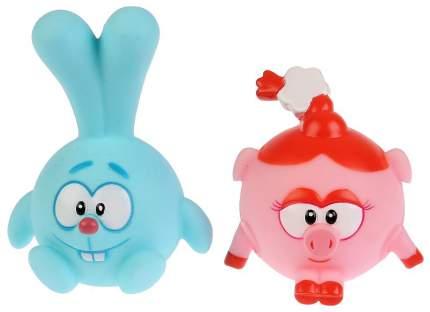 Набор из 2-х игрушек для ванны Капитошка Смешарики
