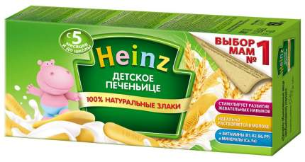 Печенье детское Heinz , 5 мес., 24 шт по 160 г