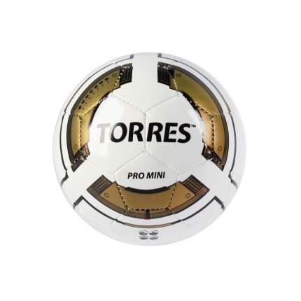 Сувенирный мяч Torres Pro Mini №1 white