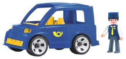 Почтовый автомобиль Efko с водителем 33214EF-CH