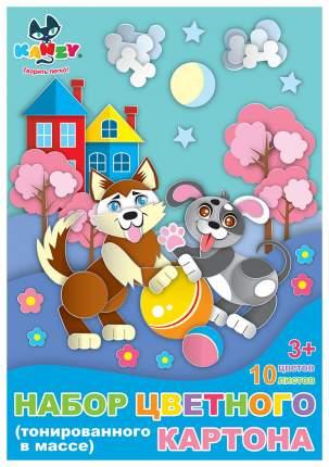 Набор цветного картона Kanzy KNY 030605