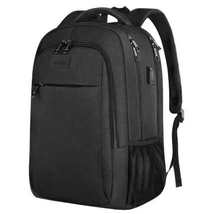 """Рюкзак для ноутбука Matein Mlassic, 15.6"""", черный"""