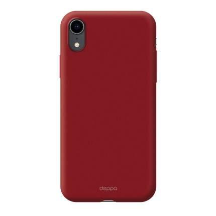 Чехол Deppa Air Case для Apple iPhone XR Red