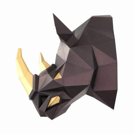 3D-конструктор Paperraz Носорог