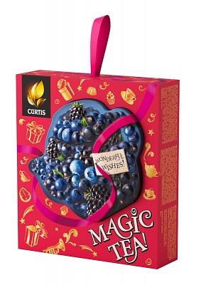 Чай Curtis Drink Me! Very Berry Teapot черный листовой с добавками 20 г