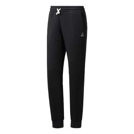 Спортивные брюки Reebok Elements Fleece, black, XXS