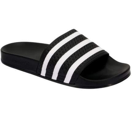 Шлепанцы Adidas Og Adilette, black, 6 UK