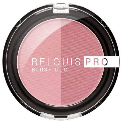Румяна Relouis Pro Blush Duo 202 6 г