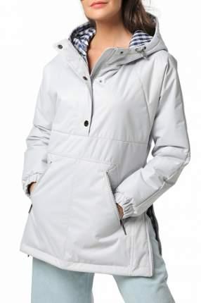 Куртка женская DizzyWay 20125 серая 46 RU