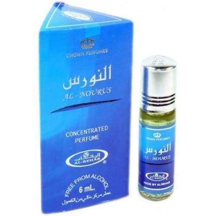 Масло парфюмерное Al Rehab Al Nourus man, 6 мл