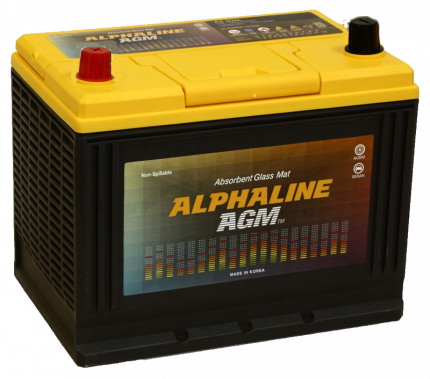 Аккумулятор ALPHALINE AGM D26R