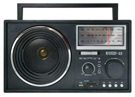 Радиоприемник Сигнал Эфир-13 Black