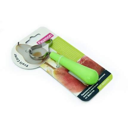 Нож для удаления сердцевины фруктов Fissman 8690 Зеленый, серебристый