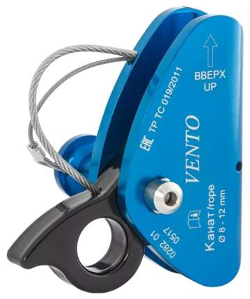 Зажим Vento «Промальп V2» Для веревок 8-12 мм