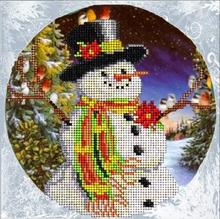 Вышивание ювелирным бисером Краса и творчество 10915 Рождественские истории 11 15,4х15,4см