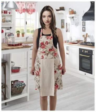Набор кухонного текстиля KARNA 1128 цвет Кремовый