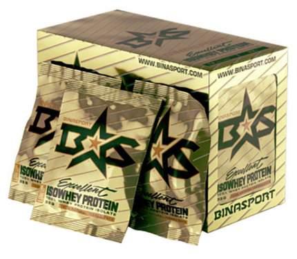 Протеин Binasport Excellent Isowhey 33 г Apple-Cinnamon