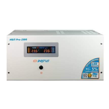 Источник бесперебойного питания Энергия ИБП Pro 2300 12В