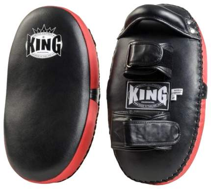 Макивара King KKPCV-2 XL черно-красная
