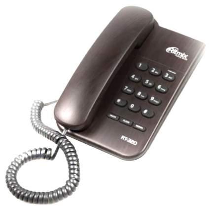 Телефон проводной Ritmix RT-320 Venge Wood