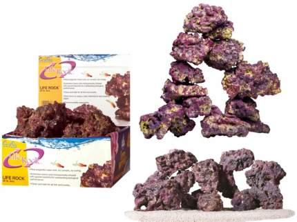 Камень CaribSea Life Rock арагонитовый для аквариума (9 кг, )