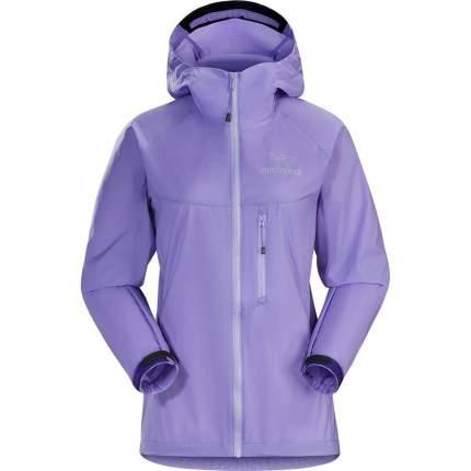 Спортивная куртка женская Arcteryx Squamish Hoody, hiacinth, XS