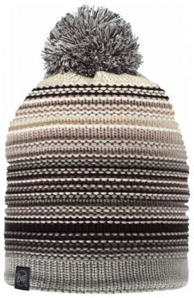 Шапка мужская Buff Knitted & Polar Hat Neper фиолетовая One Size женская