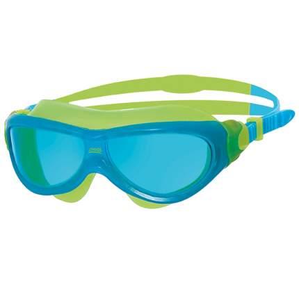 Маска для плавания Zoggs Phantom Junior голубая/синяя