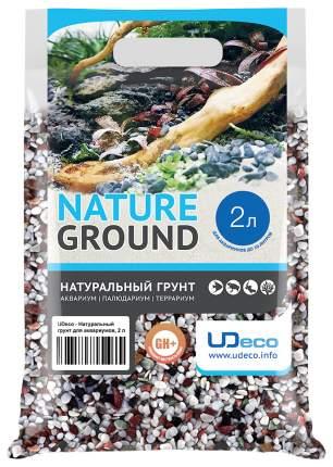 Грунт для аквариума UDeco Canyon Mix 4-6 мм 2 л