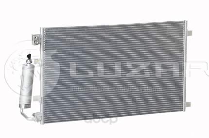 Радиатор кондиционера Luzar LRAC1420