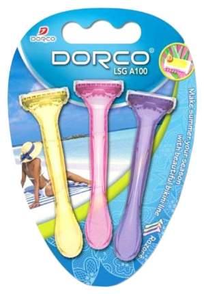 Станок для бритья Dorco LSGA100 3 шт