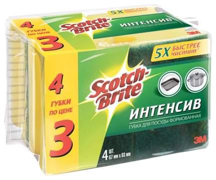 Губка Scotch-Brite HD-N-7090-4