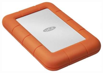 Внешний SSD накопитель LaCie Rugged Mini 4TB Orange/ Grey (LAC9000633)