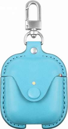Чехол Cozistyle Cozi Leather (CLCPO008) для AirPods (Sky Blue)