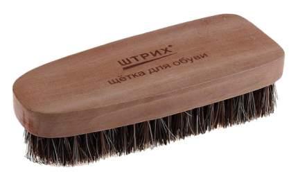 Щетка для обуви Штрих основной уход  из конский волоса