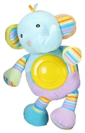 Игрушка-подвеска Itty Bitty Друзья из джунглей - Слоник (звук, свет)