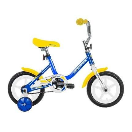 """Велосипед Iron Fox Fly 14"""" (17,14"""") Синий"""