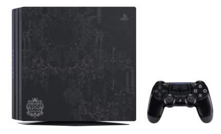 Игровая приставка Sony PlayStation 4 Pro 1TB в стиле Kingdom Hearts (CUH-7208B)