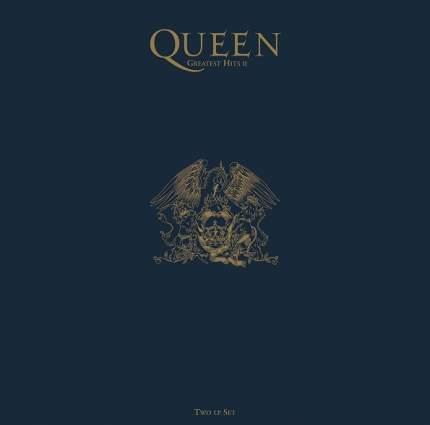Виниловая пластинка Queen   Greatest Hits II (2LP)