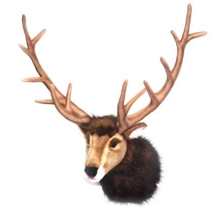 Декоративная игрушка Голова северного оленя 60 см